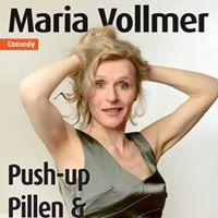 Maria Vollmer Push-up Pillen &amp Prosecco