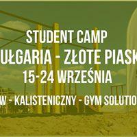 Bugarski Workout - SWW x Kalisteniczny - Zote Piaski