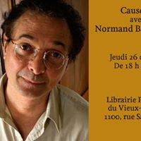 Causerie avec Normand Baillargeon
