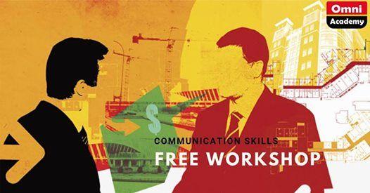 Communication Skills - Free Workshop