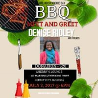 Ridley for Council BBQ Meet and Greet