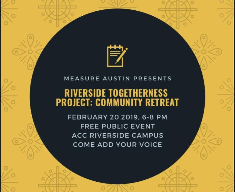 Riverside Togetherness Project  Safe To Engage