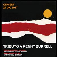 Tributo a Kenny Burrell at Vinvoglio Jazz Club