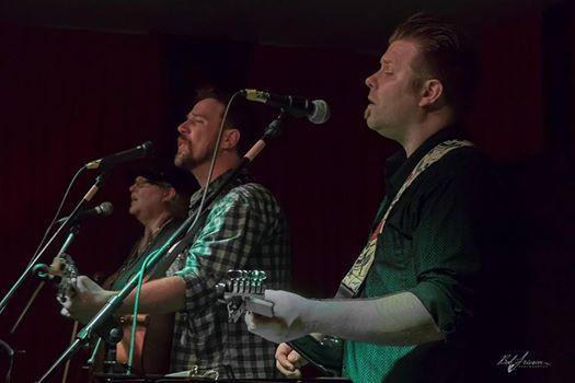 Roads Unknown Clubhouse Concert (album fundraiser)