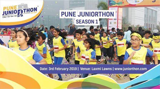 Pune Juniorthon - Season 1