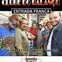 Ensaio Berto Clube do Balano - Entrada Franca