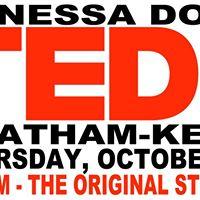 Vanessa Does TEDx - Chatham-Kent