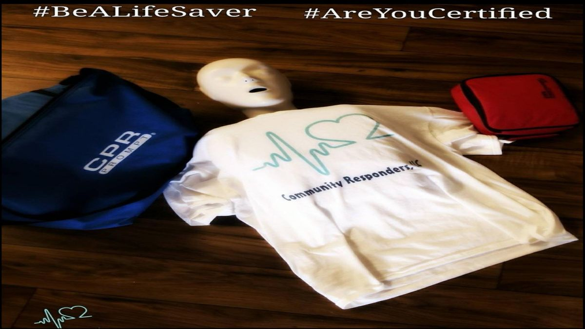 Cpr Training Event Las Vegas At Clark County Library Las Vegas