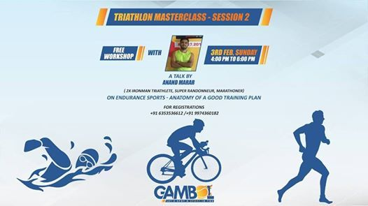 Triathlon Masterclass - Session 2