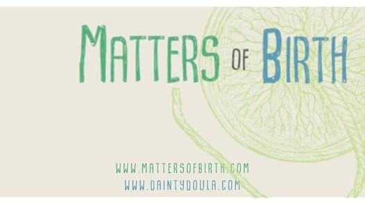 Matters of Birth: 5 Week Lamaze Childbirth Series for