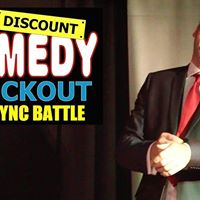 THE DISCOUNT COMEDY CHECKOUT - OPEN MIC &amp LIP SYNC BATTLE - LEEDS