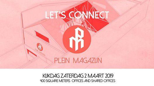 Kijkdag Plein Magazijn digitale creatieve hub