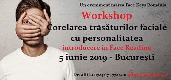 Corelarea trsturilor faciale cu personalitatea - Bucureti