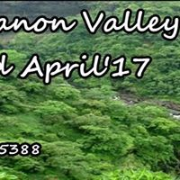Trek to canon Valley on 23rd April 2017