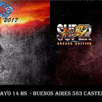 Oeste Rage 2 - 7 de Mayo 14 Hs.