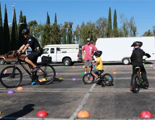 Irvine PD Traffic STARS - Traffic Safety Training for Kids