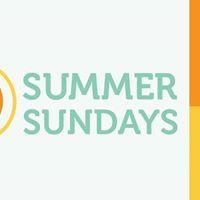 Free Summer Sunday