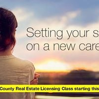 199 Real Estate Licensing Class starting on July 31st