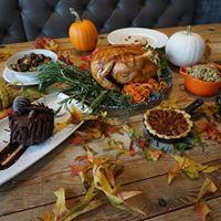 Thanksgiving Dinner at Swine