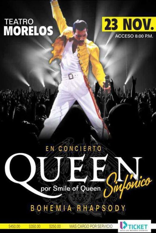 Smile of Queen Sinfnico Bohemian Rhapsody