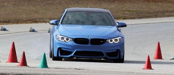 Peachtree BMW CCA AutoX 7