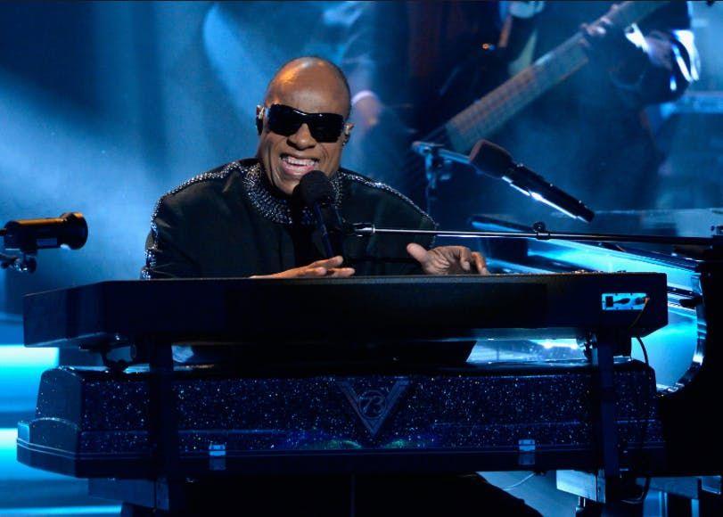 Presents The Living Legends Stevie Wonder Tribute