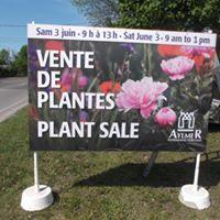 Vente annuelle de plantes de jardin - Annual Garden Plant Sale