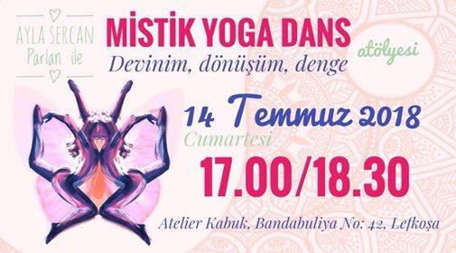Mistik Yoga Dans