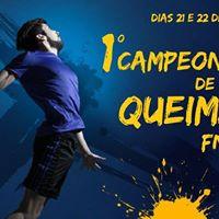 I Campeonato de Queimado da FNDUFRJ - 2017.2