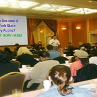 Albany Notary Public licensing Class - 5 Hrs.