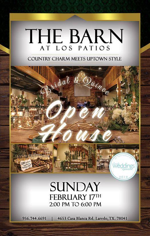 Bridal & Quinces Open House