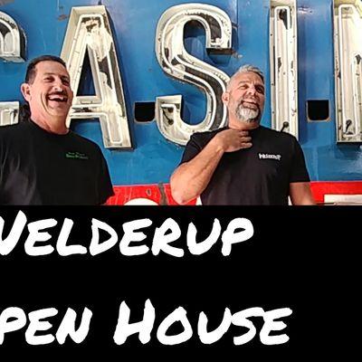 WelderUp Open House