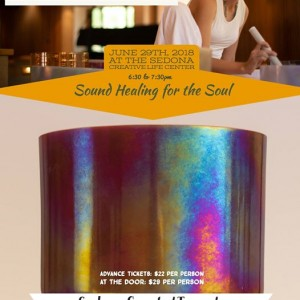 Sound Healing for the Soul