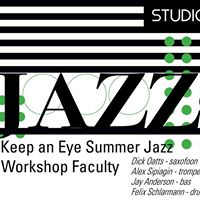 Jazz in K Special ft. Keep an Eye Summer Jazz workshop Faculty