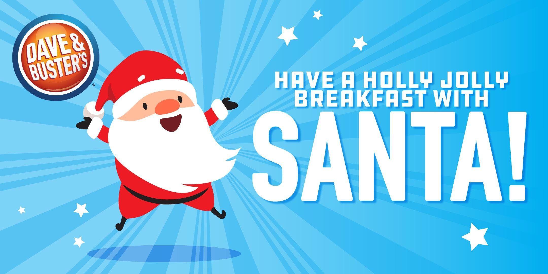 D&B Albany NY Breakfast with Santa