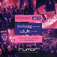 Automatic Saturdays ft. Lowbeezy &amp LuVitt
