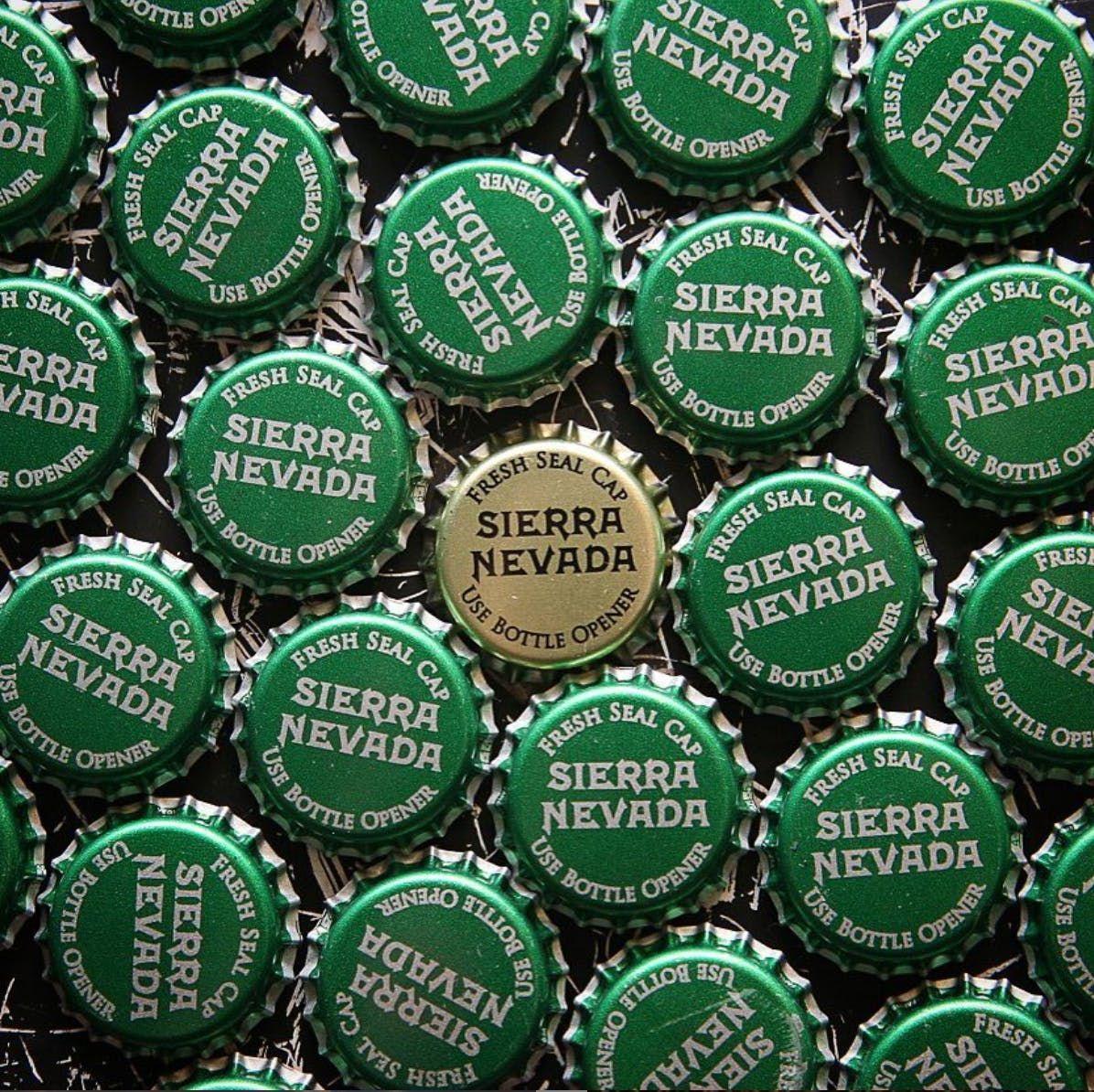January Beer Dinner with Sierra Nevada