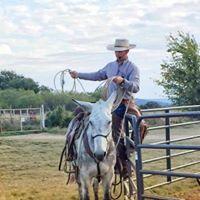 Ty Evans Mulemanship Clinic - Killeen Texas