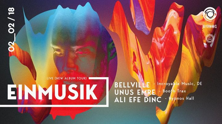 Einmusik LIVE (New Album Tour) with Matinee Istanbul
