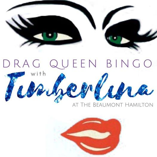 Drag Queen Bingo with Timberlina