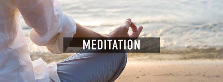 Breath Meditation at Vyasa Yoga