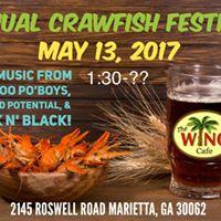 Annual Crawfish Festival