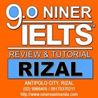 9.0 Niner Rizal