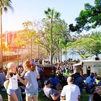 Sunday by the River with Jazz &amp Food trucks