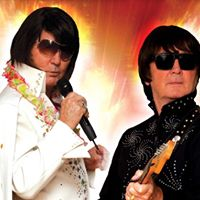 Orbison and Elvis Show at Bundaberg and Maryborough
