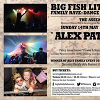 SOLD OUT - Big Fish Little Fish at The Assembly  Leamington