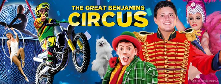 Benjamins Circus - Winnipeg MB