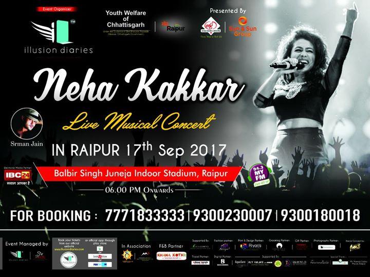 Neha Kakkar Live Concert