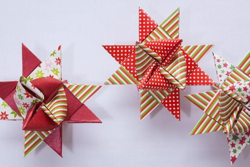 Community Learning - Christmas Crafts - Newark Library