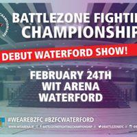 Battlezone FC Waterford  Logan V Murphy